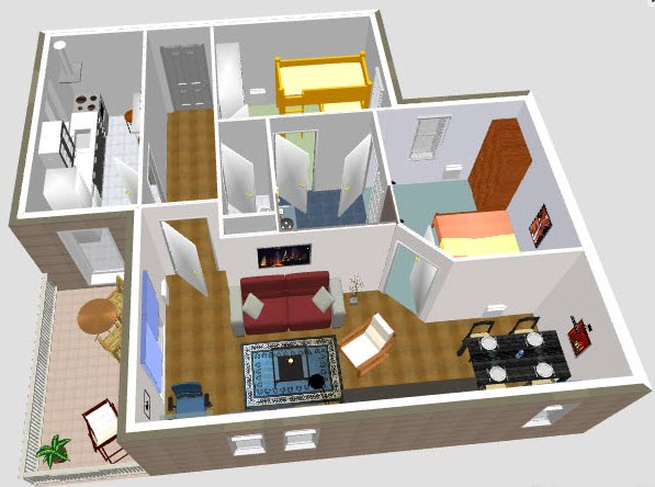 Como hacer planos para casas f cilmente programas gratis for Programas para crear casas en 3d gratis