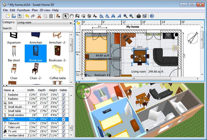 con este programa especial para dise o de interiores en 3d puedes ver