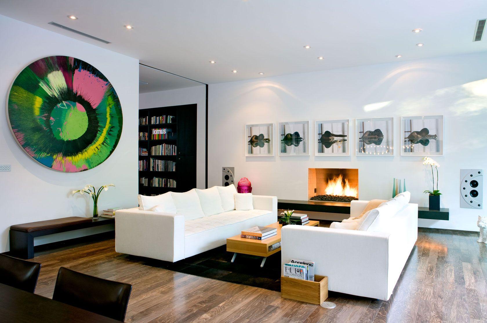Dise o de moderna casa de dos pisos planos construye hogar - Como decorar un piso ...