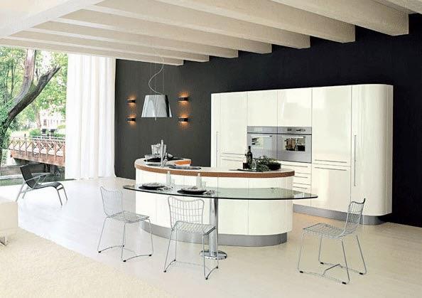 40 dise os de modernas islas de cocina ideas con fotos - Cocinas con isla central fotos ...