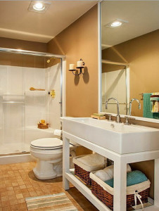 Diseño de cuarto de baño 11