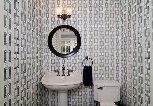 Diseño de cuarto de baño 15