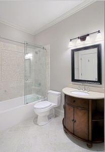 Diseño de cuarto de baño 16