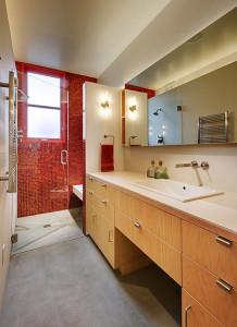 Diseño de cuarto de baño 21