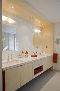 Diseño de cuarto de baño 22
