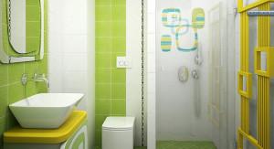 Diseño de cuarto de baño 23