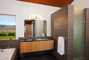 Diseño de cuarto de baño 25