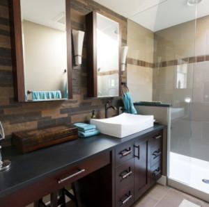 Dise o de cuarto de ba o de t russell millwork ltd - Disenos cuartos de bano ...