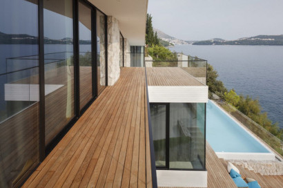 Tipos de pisos de madera para casa de playa