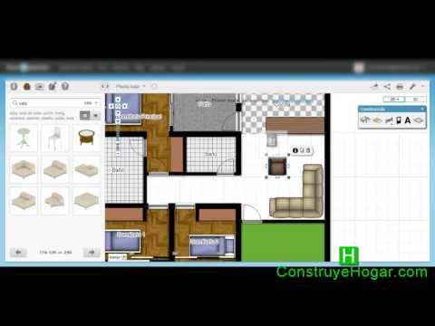 Diseñar muebles online gratis