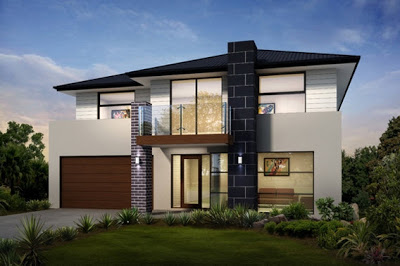 9 formas de remodelar una casa para hacerla moderna for Disenos de frentes de casas modernas