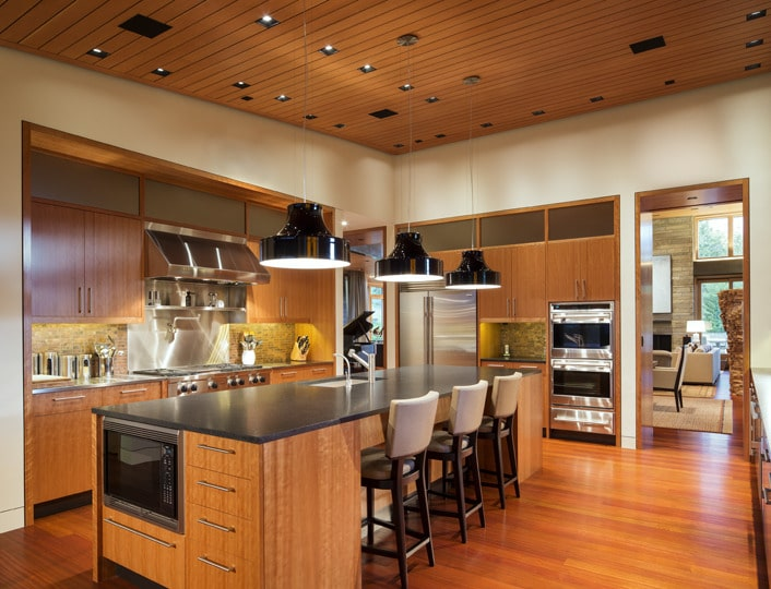 Cocinas Casas De Campo - Diseños Arquitectónicos - Mimasku.com
