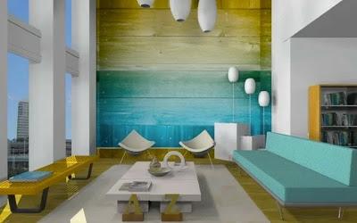 Dise o de penthouse ultra moderno decoraci n de for Diseno de interiores hogares frescos