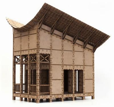 casa econmica de madera armada como imagen y video diseo