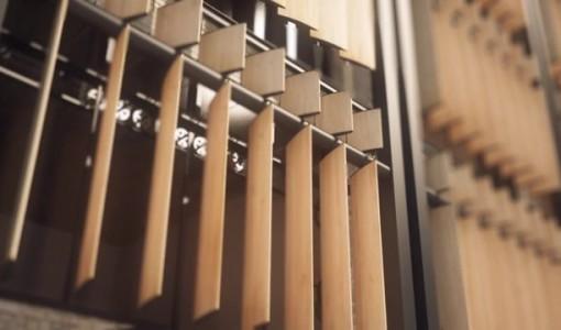 Dise o de exteriores construye hogar - Persianas madera exterior ...