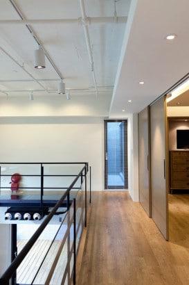 Diseño interior de apartamento loft