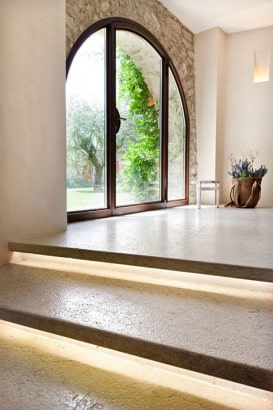 Elemento constructivos de casa rústica