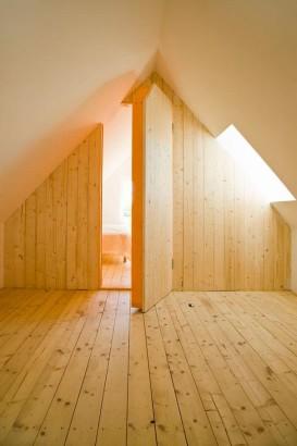 Habitación oculta en casa