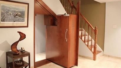Habitaciones escondidas en casa
