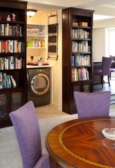 Dise o de habitaciones ocultas ideas para construir en for Como disenar una cocina en un espacio pequeno