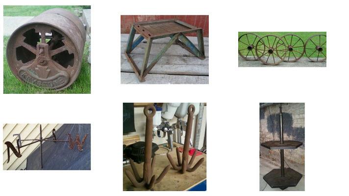 Dise o de muebles con materiales reciclados y r sticos for Muebles con material reciclado