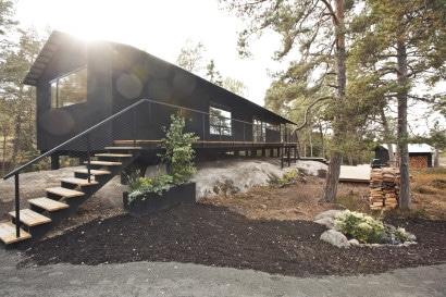 Perfil 2 de casa de madera