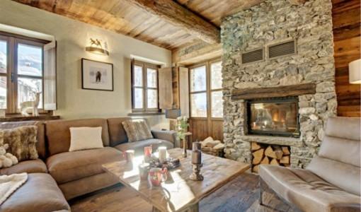 Casas de piedra construye hogar - Decoracion rustica de interiores fotos ...