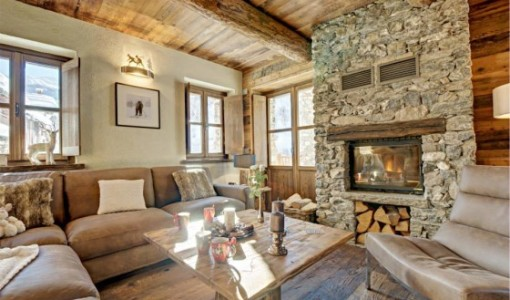 Casas de piedra construye hogar for Casa hogar decoracion