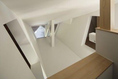 Estructura interna de techo