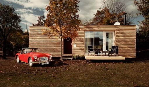 Viviendas prefabricadas construye hogar for Casas de madera pequenas