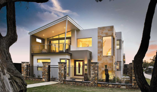 Fachadas casas dos pisos tendras pictures car interior - Diseno interior casas ...