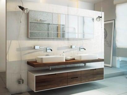Decoración de baños modernos 10