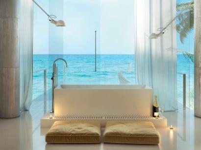 Decoración de baños modernos 11