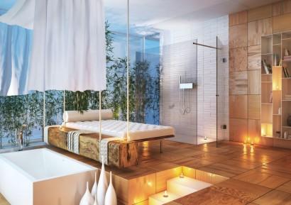 Decoración de baños modernos 16