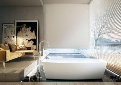 Decoración de baños modernos 18