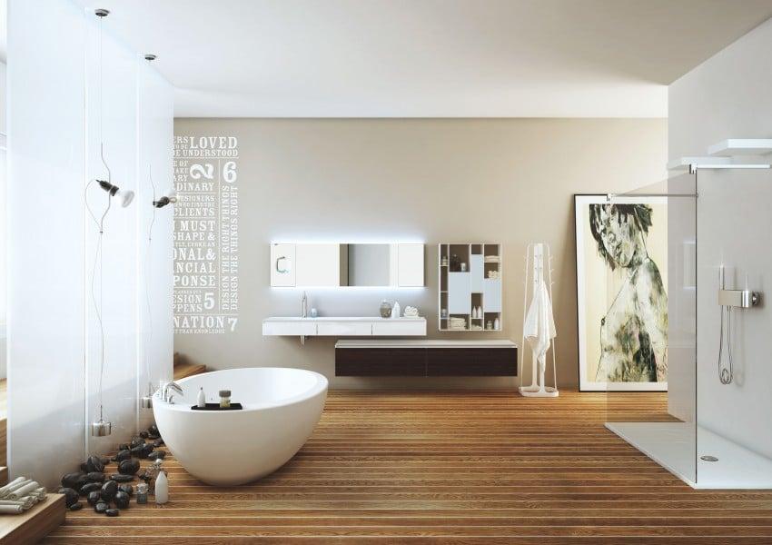 Baños Nuevos Modernos:Decoración de baños modernos 4