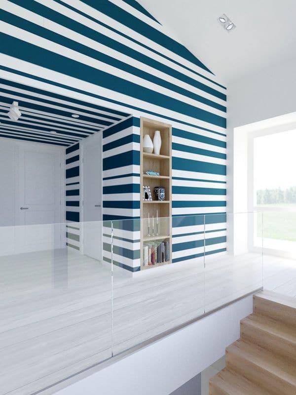 Decoraci n de interiores juveniles ideas de dise o construye hogar - Decoracion en pinturas para interiores ...