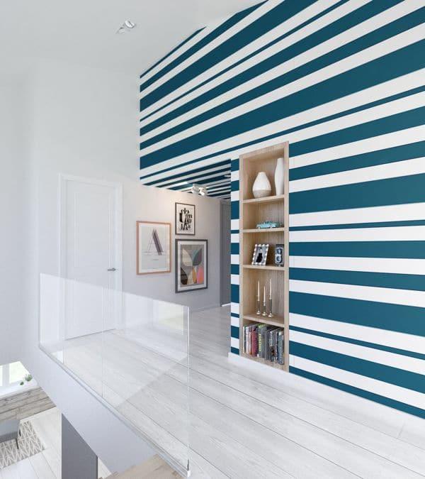 Decoraci n de interiores juveniles ideas de dise o - Ideas para pintar paredes interiores de casa ...