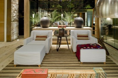 Diseño de sofa de casa pequeña 2