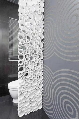 Diseño original de cuarto de baño pinspire.es