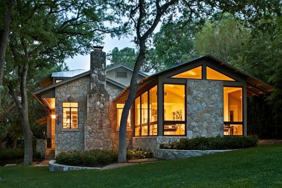 Fachada de casa r stica donde incluimos dise o interior construye hogar - Requisitos para montar una casa rural ...