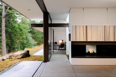 Interior de casa de campo 2