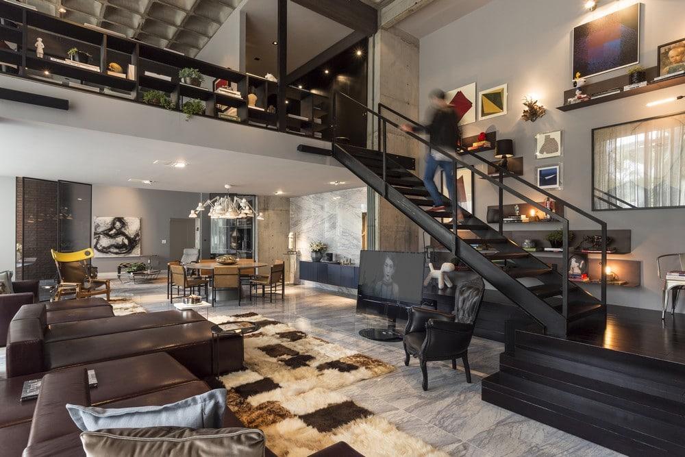 dise o de apartamento tipo loft construye hogar