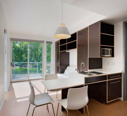 Diseño de cocina modular