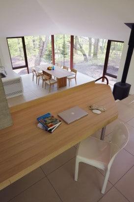 Diseño de interiores de cocina comedor
