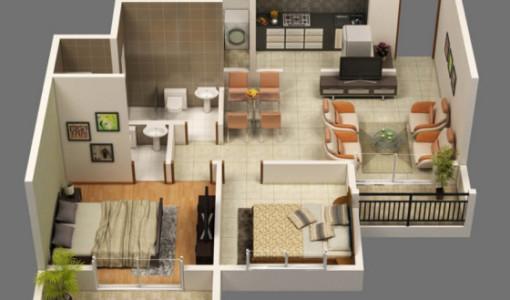 Planos de casas modernas en 3d imagui for Planos de casas modernas en 3d