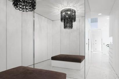 Decoración de interiores moderno