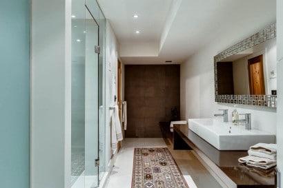 Diseño de lavatorios de cuarto de baño