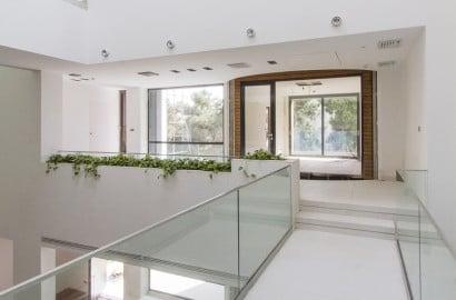 Diseño de pasadizo de casa