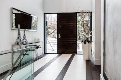 Diseño de puerta de ingreso principal